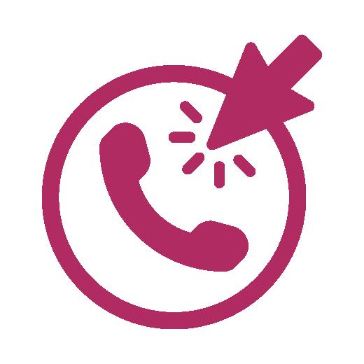 Dzwoń po kliknięciu w CRM, ikona