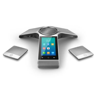 Telefon konferencyjny, płaszczka, wyświetlacz kolorowy, system Android