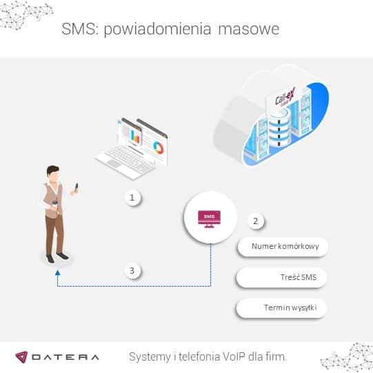Usługa SMS Datera - masowe wysyłki dla przypomnień