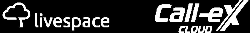 Logo Livespace iCall-eX Cloud
